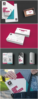 Corporate identity for Urban Library