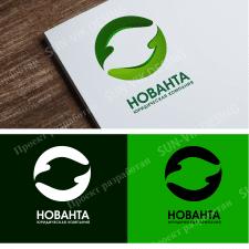 Разработка логотипа от Sun-Vik