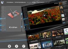 Сайт Продакшн-Студии VideoProduct