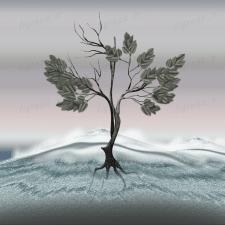 """Дерево для коллажа """"Дом"""""""