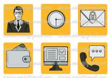 Иконки для юридического сайта