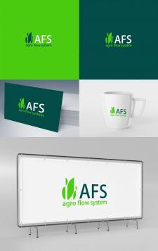 Фирменный стиль для компании Agro Flow Systems