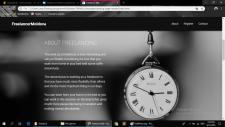 Landing Freelance Page