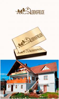 Логотип гестхауса в Австрии s
