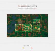 HIDALGO CODE browser rpg