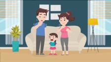 Анимационный видеоролик для клиники PULS