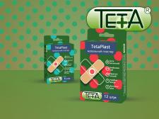 Макет коробки TetaPlast 3