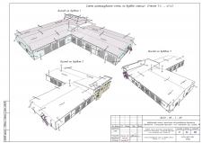 Строительство станции технического обслуживания автомобилей.