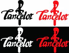 """Логотип для фехтовальной секции """"Ланцелот"""""""