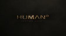 Видео (анимация) логотипа для салона «HUMAN»