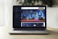 Сайт для светотехнической компании DANI Group