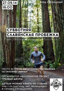 Плакат для проекта Трезвые Дворы