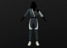 Спортивный костюм