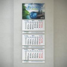 Квартальный календарь для Global Standart