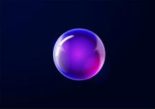 объемный шар