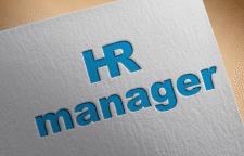 Логотип HR MANAGER