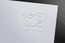 Логотипа для магазина, торгующего мотозапчастями