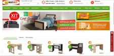 Контекстная реклама для интернет-магазина мебели