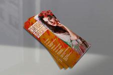 Brochure -  beauty saloon