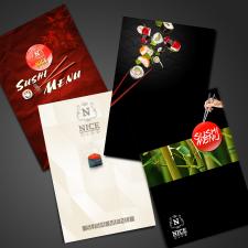 варианты суши-меню
