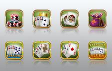 Набор достижений для онлайн-казино.