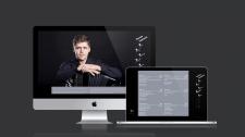 Сайт для аккордеониста Йовицы ивановича