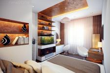 Дизайн-проект комнаты. г. Донецк.