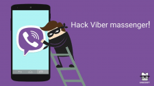 Перехват сообщений Вайбер (мониторинг Viber)