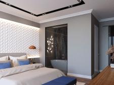Дизайн-проект квартиры в Казани