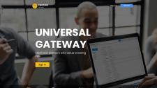 Универсальная бизнес платформа