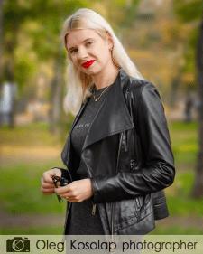 Осенняя фотосессия 2019