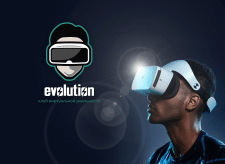 Evolution Virtual Reality Club Logo