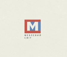 """Логотип для торгового дома """"Меблевий світ"""""""