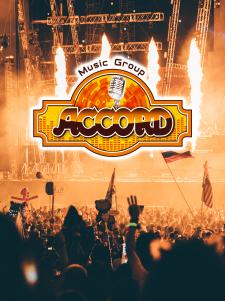 """Логотип для музыкальной группы """"ACCORD"""""""