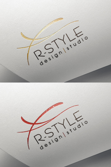 "Вариант логотипа ""R-Style"""