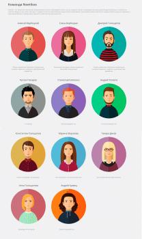 Аватары персонала Noetikos-Group