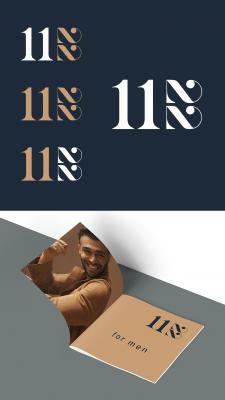 Лого для магазина мужской одежды (конкурс)