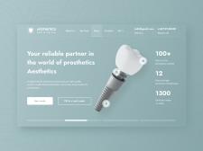 Medical Web App Website