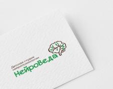 Логотип для детской студии нейропсихологии