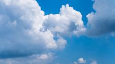 Clouds Time-Lapse 4K. Таймлапс облаков над Киевом.