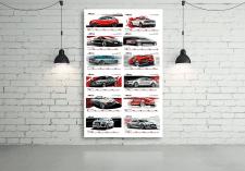Календарь Audi