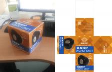 Разработка упаковки для подшипникового узла