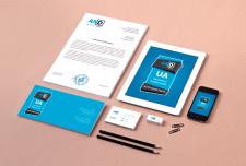 Разработка логотипа и фирменного стиля ANDparts