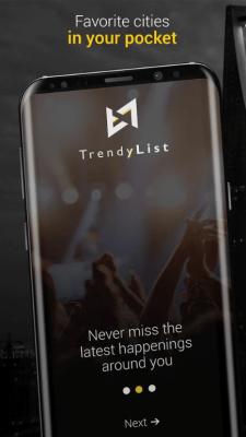TrendyList