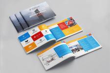 Дизайн и верстка брошюры экономического форума