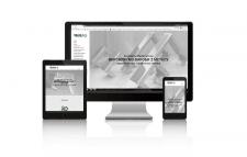 Корпоративный сайт для пред-я по обработки металла