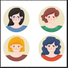Иконки-иллюстрации на сайт