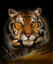 цифровая живопись в фотошопе