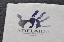 Логотип для детской студии развития