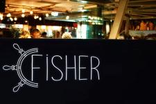 лого Fisher